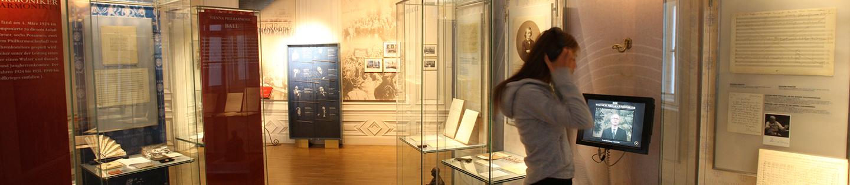 1st Floor – Museum of the Vienna Philharmonic